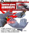 スペクトラガード ドット手袋【16.8 N】