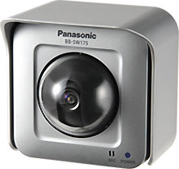屋外/HD/PoE対応  Panasonic  ネットワークカメラ