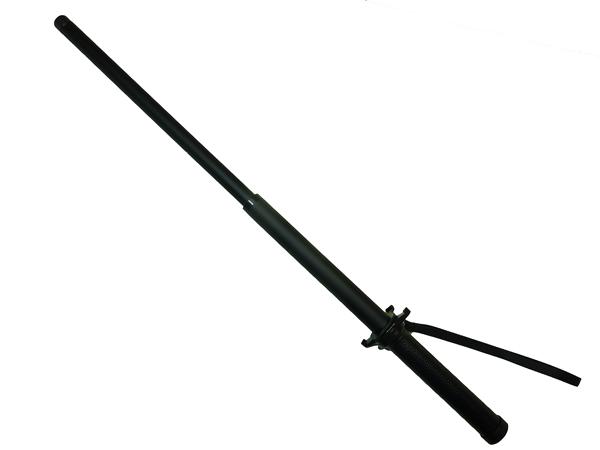 ノーベル工業社製 III-R型 2段式特殊警棒【十字つば】【日本製】