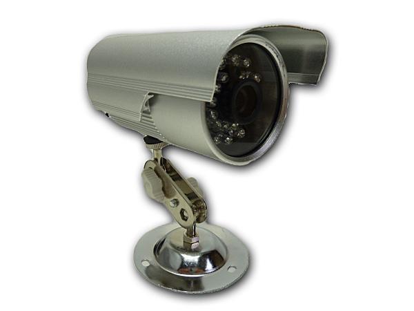 録画機能搭載防犯カメラ