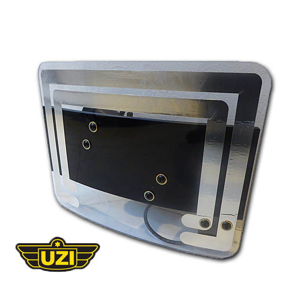 UZI シールド型スタンガン【乾電池式】【小サイズ】