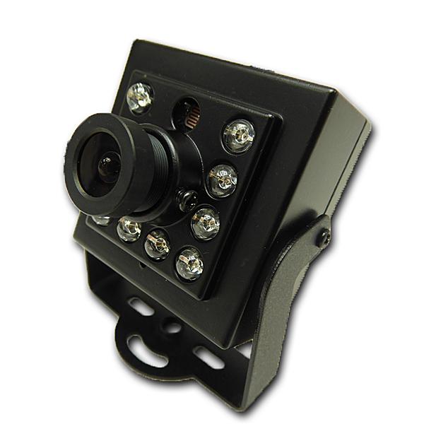 48万画素 赤外線搭載小型カメラ