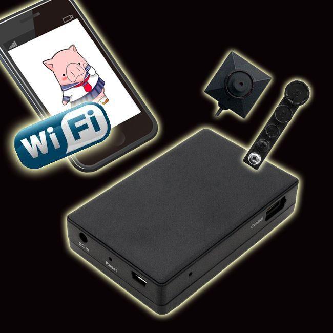 サンメカ製 Wi-Fi対応 小型ビデオカメラ【FULLHD】【オススメ】