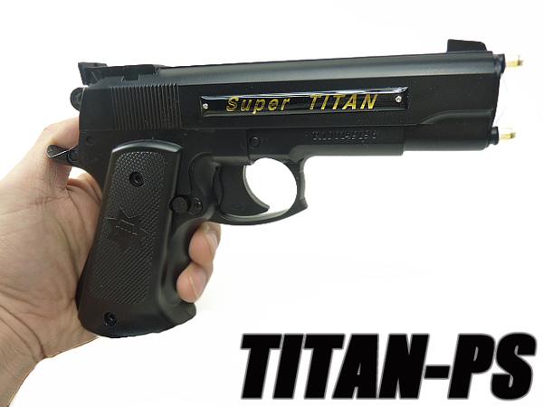 TITAN ピストル型スタンガン【PS】【乾電池式】