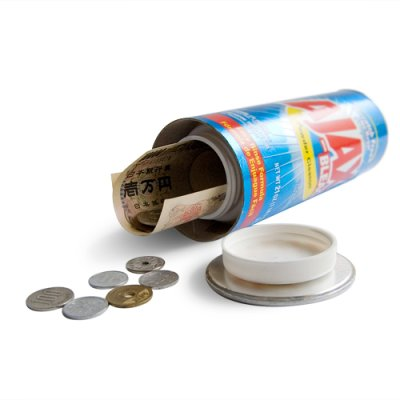 画像1: 隠し金庫 洗剤型