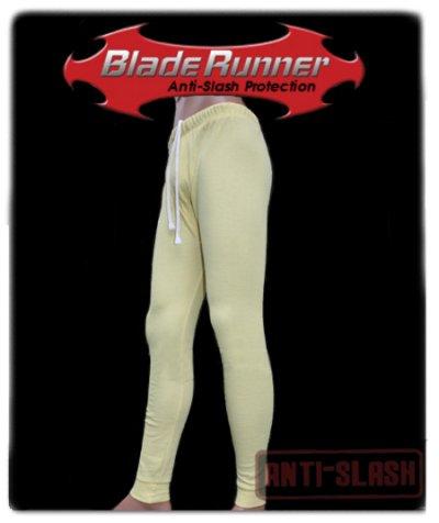 画像1: BLADE RUNNER ケブラーロングジョーンズ 【防刃パッチ】