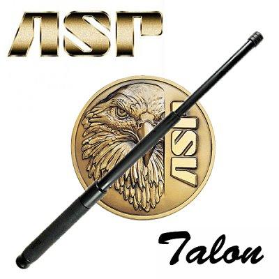 画像1: ASP警棒 タロンディスクロック エアウェイト 【手動収納】【3種類】