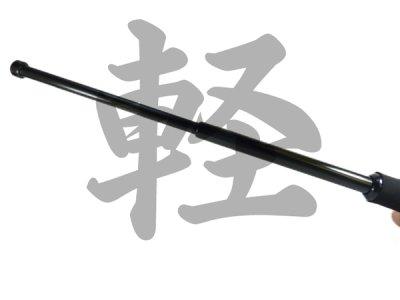 画像1: ホワイトウルフ スチール+7075アルミ合金警棒 【3種類】【バランスウェイト】