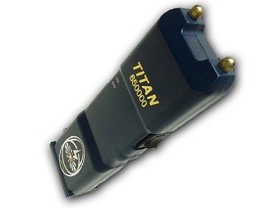 画像1: TITAN 超強力スタンガン【乾電池式】【国内No.3のパワー】