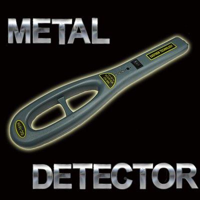 画像1: 金属探知機 【ハンディータイプ】