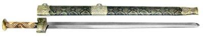 画像1: 尾形刀剣 源平シリーズ TK-1 平清盛の愛刀・青龍刀