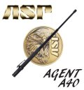 ASP警棒 エージェントA40   【AGENT A40】【2種類】