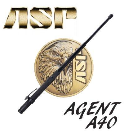 画像1: ASP警棒 タロンロック  【AGENT A40】