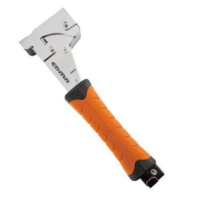 画像1: 手動工具 EDMA エドマ 特殊工具 パンチャー 0318 ステープラー 固定 建築