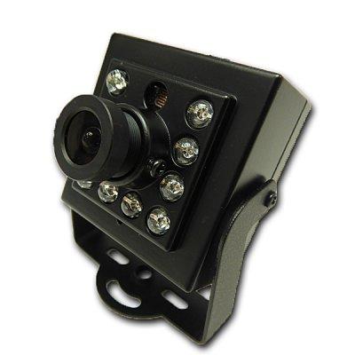 画像1: 48万画素 赤外線搭載小型カメラ