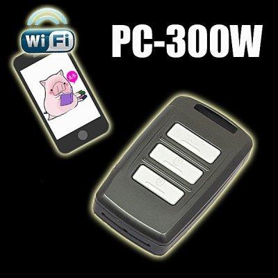 画像1: サンメカ製 Wi-Fi対応キーレス型ビデオカメラ【FULLHD】【バイブ】【オススメ】