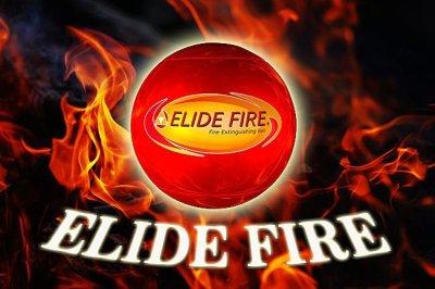 画像1: 初期消火救命ボール ELIDE FIRE BALL 【自動消火】【正規取次店】