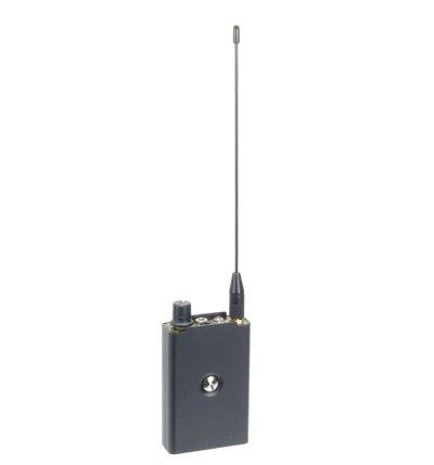 画像1: UHF専用受信機【電池式】【30時間】