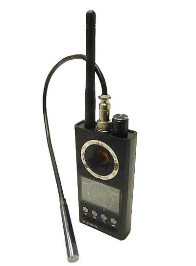 画像1: GPS対応 盗撮カメラ・盗聴器 多機能 盗聴器発見器