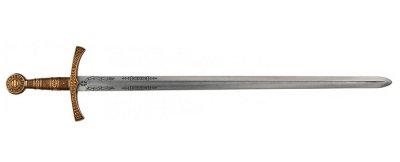 画像2: DENIX デニックス 5202 メディーバルソード  模造刀 レプリカ 剣 刀 ソード