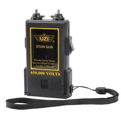 画像1: UZI 小型スタンガン 65万V【乾電池式】