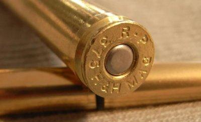画像3: フィッシャー スペース ペン 375 ブリットペン  .375 H&Hマグナム ボールペン fisher ペン