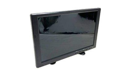 画像1: 10.1インチ 防犯カメラ用モニター 【HDMI】【RCA】【BNC】【VGA】