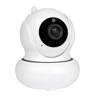 画像1: スマホ遠隔操作 超小型 IPカメラ1 【高画質】【顔追跡】