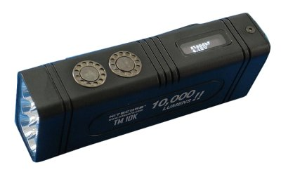画像1: フラッシュライト NITECORE ナイトコア タイニーモンスター 10000ルーメン TM10K 懐中電灯 LED  ライト