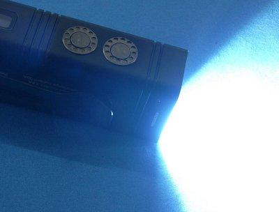 画像4: フラッシュライト NITECORE ナイトコア タイニーモンスター 10000ルーメン TM10K 懐中電灯 LED  ライト