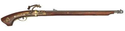 画像1: DENIX デニックス 1022 火縄銃 種子島 模造 レプリカ 銃 モデルガン
