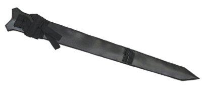画像3: 漫龍刀剣 コミック剣 ZS-9498A クルセーダ ソード ソードアートオンライン クルセイダー 模造刀