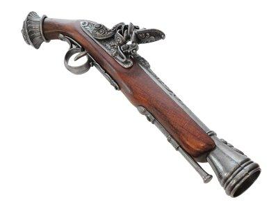 画像3: DENIX デニックス 1078/G フリントロック グレー 18世紀 レプリカ 銃 モデルガン