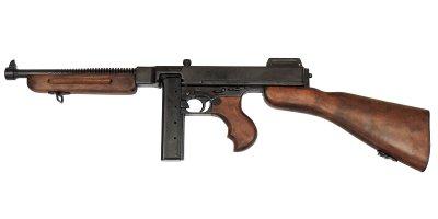 画像1: DENIX デニックス 1093 M1サブマシンガン トンプソンモデル M1928 A1 レプリカ 銃 モデルガン