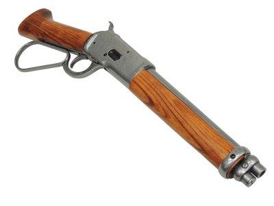 画像3: DENIX デニックス 1095 メアズレグ ライフル USA 1892年 レプリカ 銃 モデルガン