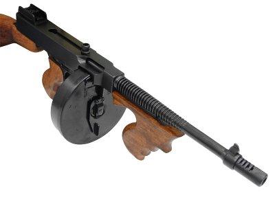 画像4: DENIX デニックス 1092 M1 サブマシンガン トンプソンモデル M1928 レプリカ 銃 モデルガン
