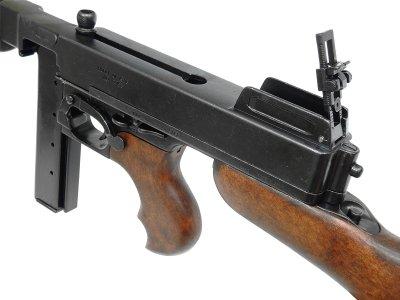 画像4: DENIX デニックス 1093 M1サブマシンガン トンプソンモデル M1928 A1 レプリカ 銃 モデルガン