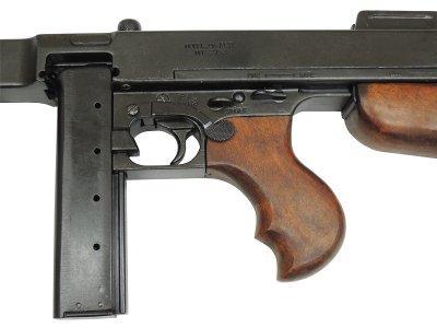 画像3: DENIX デニックス 1093 M1サブマシンガン トンプソンモデル M1928 A1 レプリカ 銃 モデルガン
