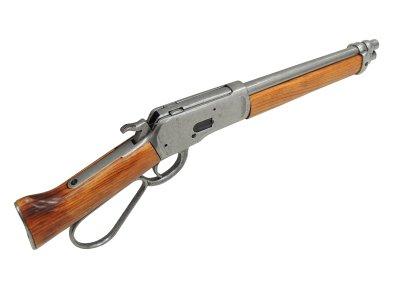 画像5: DENIX デニックス 1095 メアズレグ ライフル USA 1892年 レプリカ 銃 モデルガン