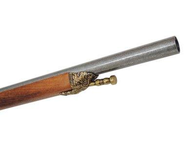 画像5: DENIX デニックス 1080/L ナポレオン ライフル ゴールド レプリカ 銃 モデルガン