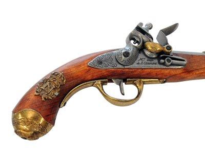 画像5: DENIX デニックス 1063 ナポレオン ピストル フランス 1806年 レプリカ 銃 モデルガン