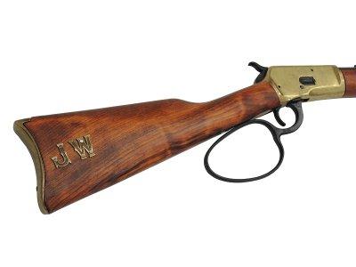 画像4: DENIX デニックス 1069 M92 カウボーイバージョン USA 1892年 レプリカ 銃 モデルガン