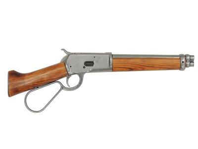 画像1: DENIX デニックス 1095 メアズレグ ライフル USA 1892年 レプリカ 銃 モデルガン