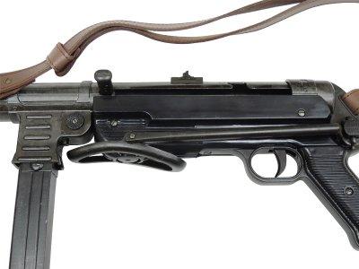 画像4: DENIX デニックス 1111/C MP40 サブマシンガン ベルト付 レプリカ 銃 モデルガン
