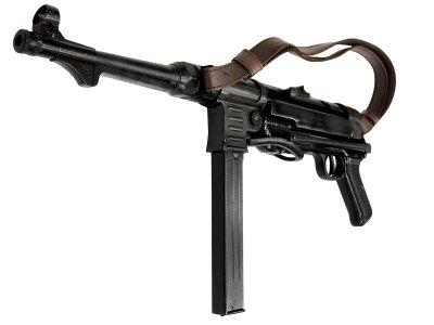 画像3: DENIX デニックス 1111/C MP40 サブマシンガン ベルト付 レプリカ 銃 モデルガン