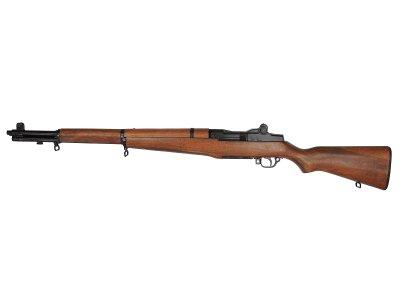 画像2: DENIX デニックス 1105 M1ガーランド ブラック WWII ライフル レプリカ 銃 モデルガン