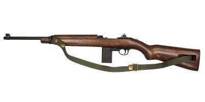 画像2: DENIX デニックス 1122/C M1 カービン ウィンチェスター ベルト付 レプリカ 銃 ライフル モデルガン
