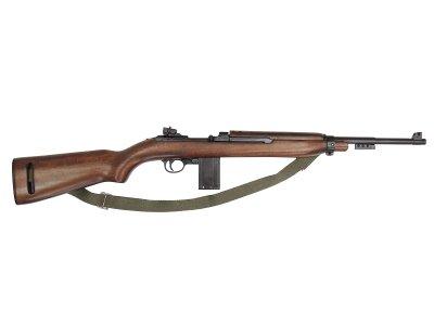 画像1: DENIX デニックス 1120/C M1カービン銃 ウィンチェスター ベルト付 レプリカ 銃 ライフル モデルガン