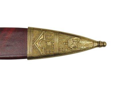 画像5: DENIX デニックス 4116/L シーザー デラックス ソード ゴールド 模造刀 レプリカ 剣 刀