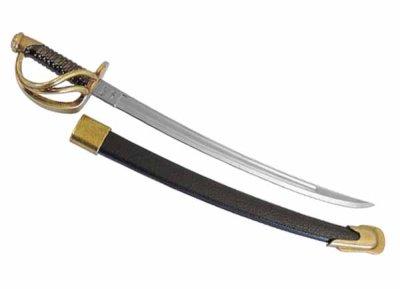 画像2: DENIX デニックス F-3059 ミニ 南北戦争 オフィサー サーベル レターオープナー ペーパーナイフ 模造刀 レプリカ 剣 刀 ソード